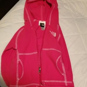 2T North Face girls jacket